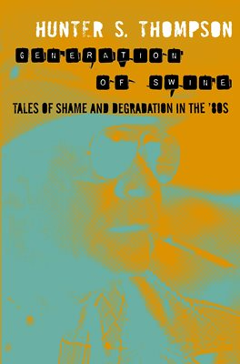 Book cover for Generation of Swine