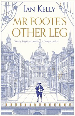 Book cover for Mr Foote's Other Leg