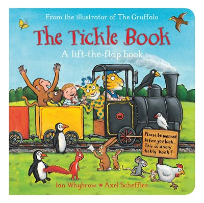 Book cover for The Tickle Book