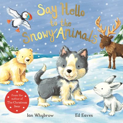 Say Hello to the Snowy Animals!