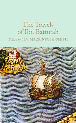 Book cover for The Travels of Ibn Battutah