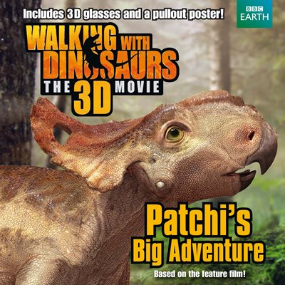 Book cover for Walking with Dinosaurs: Patchi's Big Adventure
