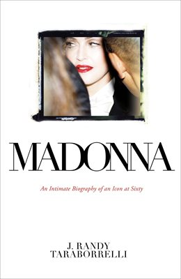 Book cover for Madonna
