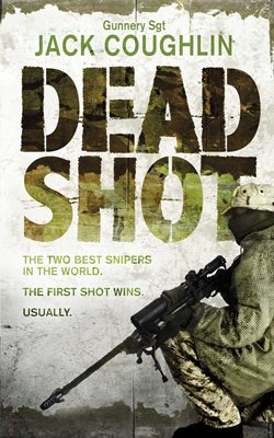 Book cover for Dead Shot