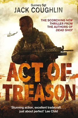 Book cover for An Act of Treason