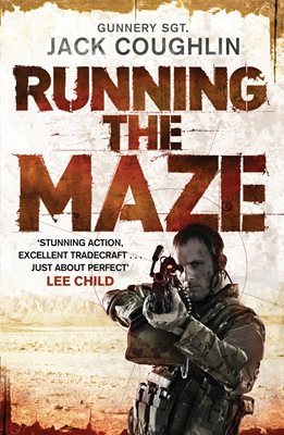 Book cover for Running the Maze