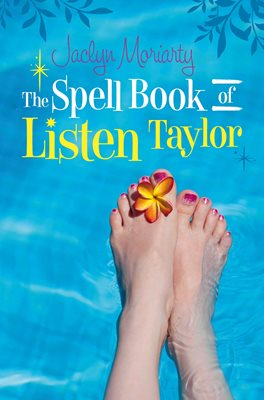 Book cover for The Spell Book of Listen Taylor