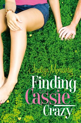 Book cover for Finding Cassie Crazy