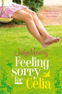 Book cover for Feeling Sorry for Celia