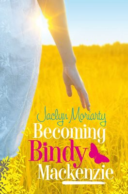 Book cover for Becoming Bindy Mackenzie