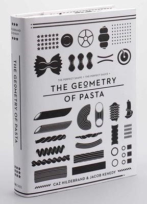 Book cover for The Geometry of Pasta