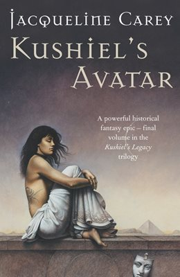 Book cover for Kushiel's Avatar