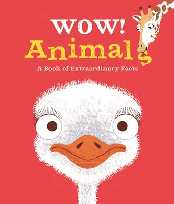 Book cover for Wow! Animals