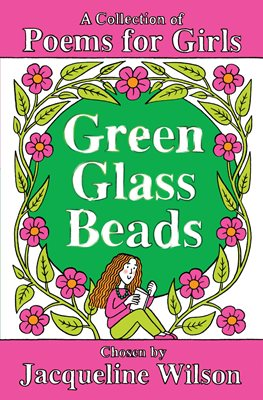 Book cover for Green Glass Beads