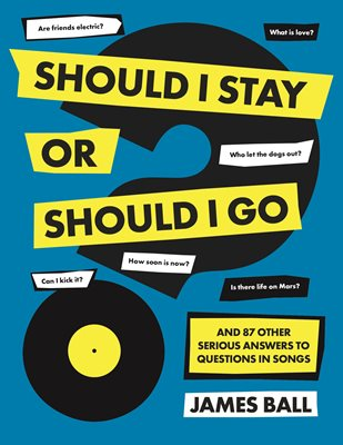 Book cover for Should I Stay Or Should I Go?