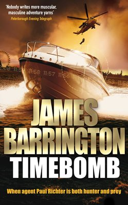 Book cover for Timebomb