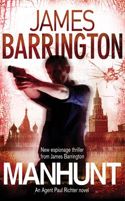 Book cover for Manhunt
