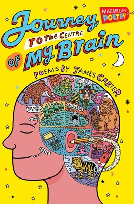 Book cover for Journey to the Centre of My Brain