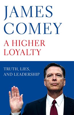 Image result for james comey book