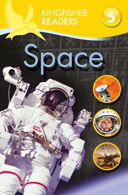 Book cover for Kingfisher Readers: Space (Level 5...