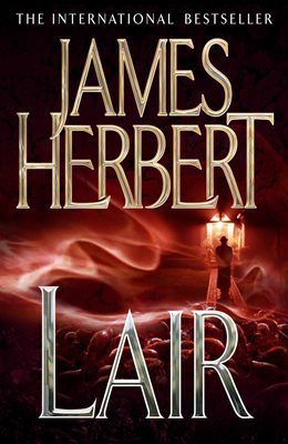 Book cover for Lair
