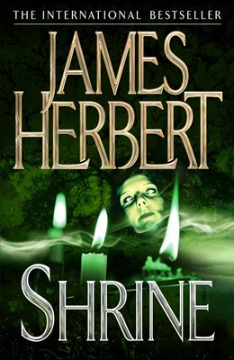 Book cover for Shrine