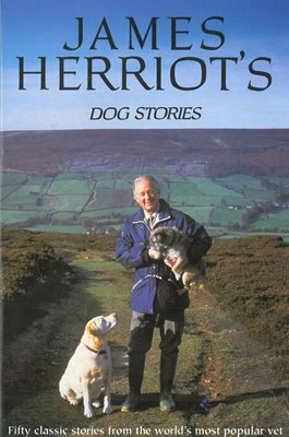 Book cover for James Herriot's Dog Stories