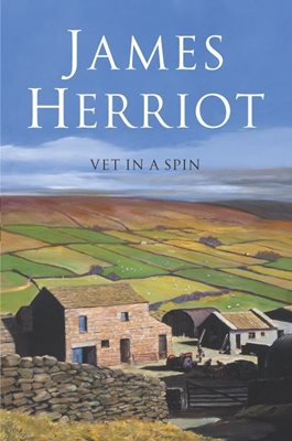 Book cover for Vet in a Spin