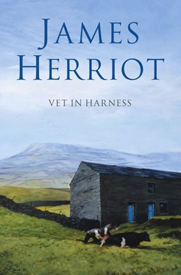 Book cover for Vet in Harness