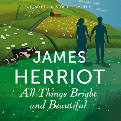 Book cover for All Things Bright and Beautiful