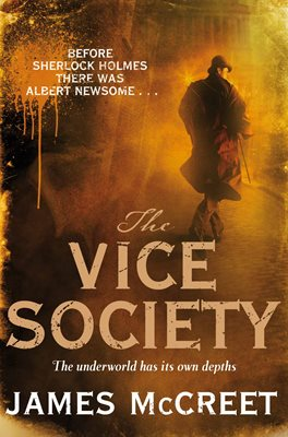 Book cover for The Vice Society