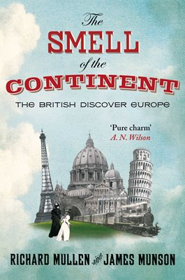 Book cover for The Smell Of The Continent