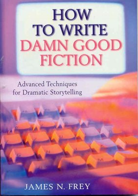 Book cover for How to Write Damn Good Fiction