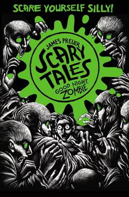 Book cover for Good Night, Zombie (Scary Tales 3)