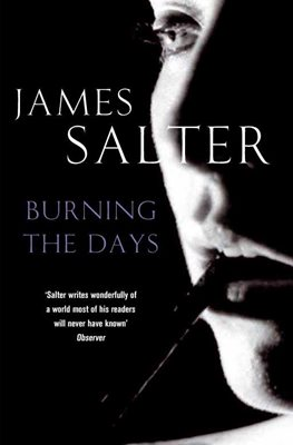 Book cover for Burning the Days