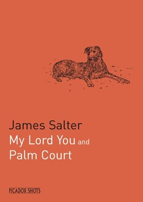 Book cover for PICADOR SHOTS - 'My Lord You'