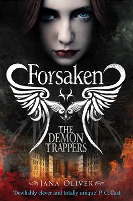Book cover for Forsaken