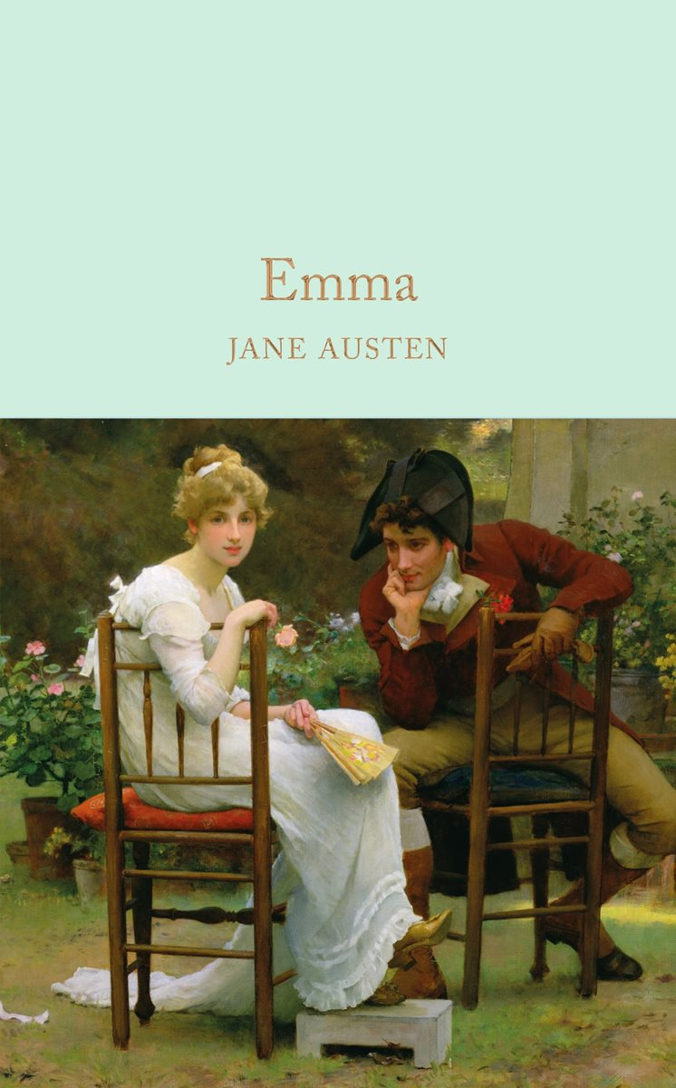 an analysis of the characterization of emma and harriet in jane austens novel emma A sensual scene from emma engagement of jane fairfax and frank churchill), and is depressed because she thinks mr knightley will marry her protegée harriet.
