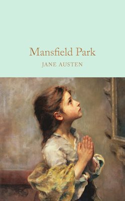 Book cover for Mansfield Park