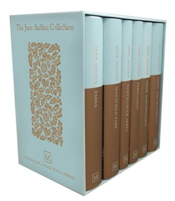 Book cover for The Jane Austen Collection