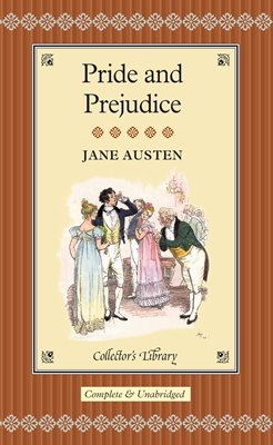 Book cover for Pride and Prejudice