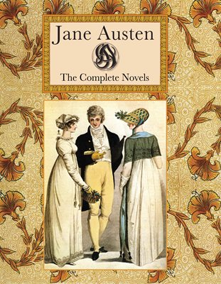 Book cover for Jane Austen