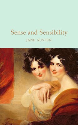 Book cover for Sense and Sensibility