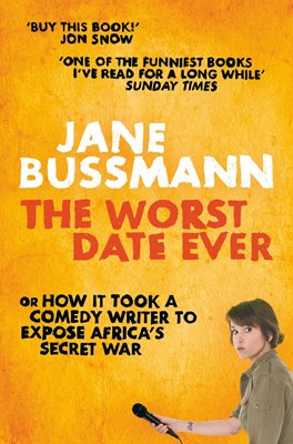 Book cover for The Worst Date Ever