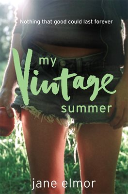 Book cover for My Vintage Summer