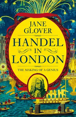 Book cover for Handel in London