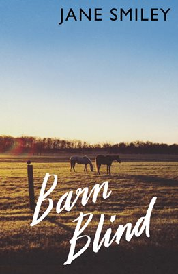 Book cover for Barn Blind