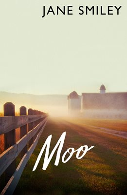 Book cover for Moo