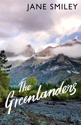 Book cover for The Greenlanders