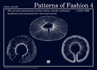 Book cover for Patterns of Fashion 4